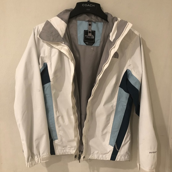The North Face Jackets & Blazers - The north face hyvent  women's jacket size S/P
